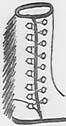 drawing moccasin fringe