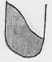 drawing sloping toe cap