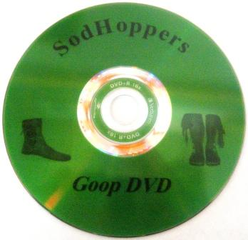 how to goop DVD video