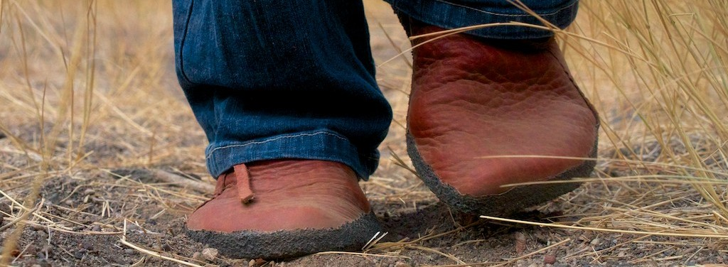 stealth trackers stalking moccasins