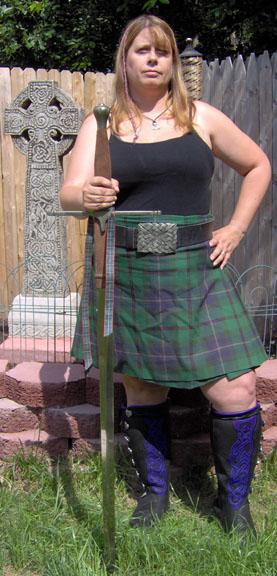 sodhoppers celtic knee high moccasins sword