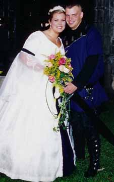 marine wedding moccasins
