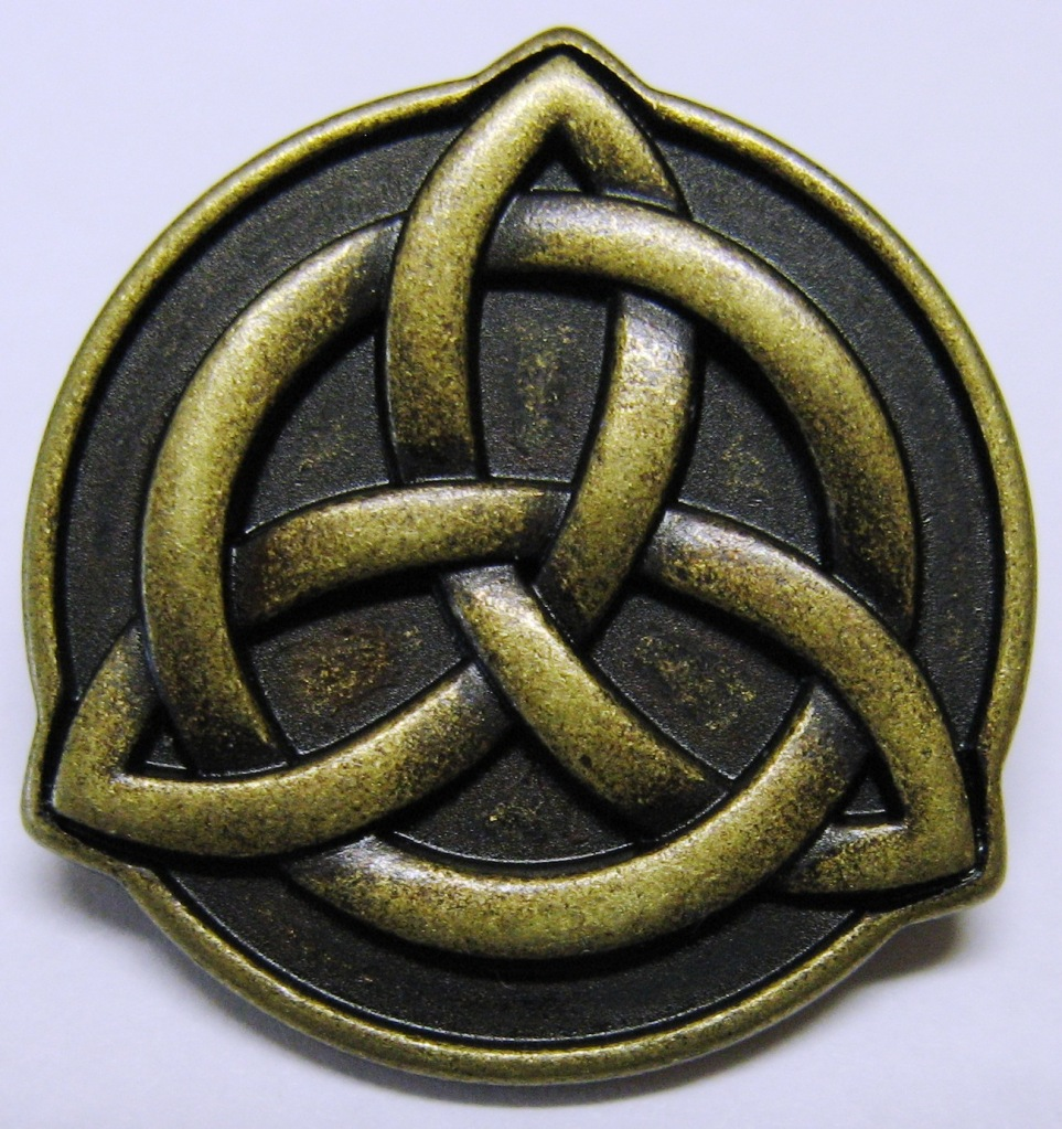 celtic trinity know button