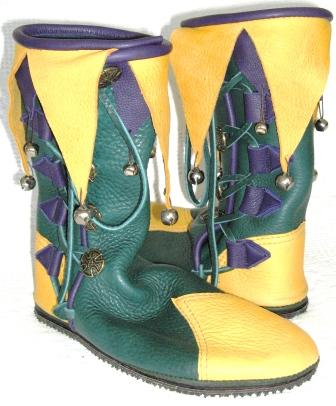 jester moccasin boot