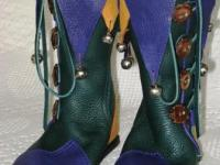 jester boots moccasins